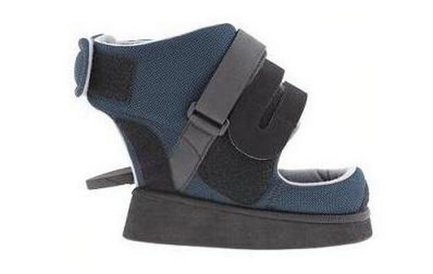 3d0ad0da7 Обувь ортопедическая послеоперационная Сурсил-Орто для разгрузки заднего  отдела стопы 09-100